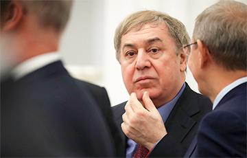 В США допустили санкции против близкого к Лукашенко российского олигарха