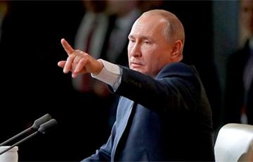 Уставный капитал компании дочери и другая ложь Путина