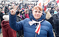 Alena Yanushkouskaya: This Is Our Motherland And Who Else Will Defend It?