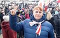 Алена Янушкоўская: Гэта ж Бацькаўшчына і хто, апроч нас, будзе яе бараніць?