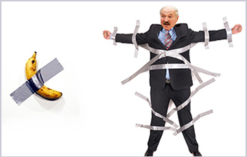 Эканаміст: Лукашэнка тузаецца, як муха на шпільцы