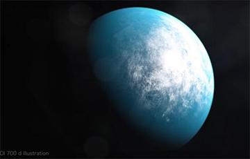 Знойдзеная першая планета памерам з Зямлю ў зоне населенасці