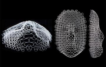 Американские ученые разработали материал, способный приобретать форму человеческого лица