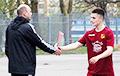Как молодой белорусский футболист пробивается в Израиле