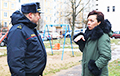 Minsk Woman Lived In Tent With Little Children For Several Months