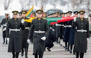 Защитник независимости Литвы: У Беларуси это еще впереди
