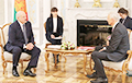 Lukashenka To Latvian Prime Minister: Come More Often To Speak Russian, Our Language, Better
