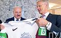 Latvian Prime Minister Refused To Have Ice Hockey Training With Lukashenka