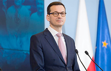 Mateusz Morawiecki: I Was Shocked by the News That the Belarusian Authorities Are Again Using Children as Hostages