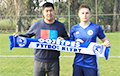 В Казахстане стало на одного белорусского футболиста больше