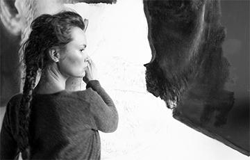 Портрет, созданный минчанкой, попал в самый популярный журнал США