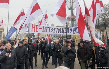 Defenders of the Sovereignty of Belarus Stand for Their Rights