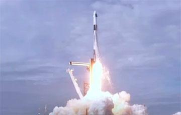 SpaceX паспяхова пратэставала касмічны карабель Сrew Dragon