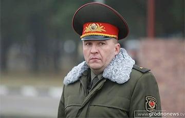 Лукашэнка прызначыў новага міністра абароны