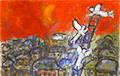 Пропавшая картина Марка Шагала ушла с молотка за $110 тысяч
