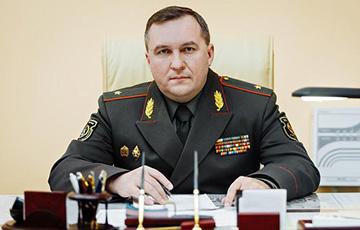 Новый министр обороны Беларуси готовится к войне?