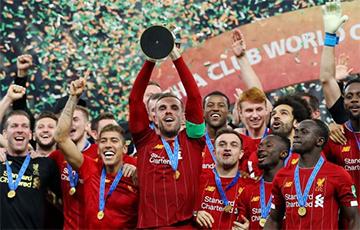 Найлепшы футбольны клуб свету ўсталяваў неверагодны рэкорд