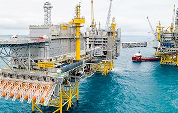 На які перыяд забяспечыць Беларусь танкер нарвежскай нафты?