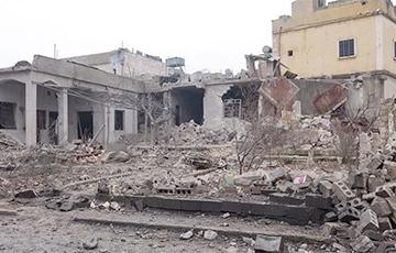 При авиаударах России в Сирии погибли 12 мирных жителей