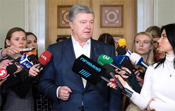 ГБР Украины инициирует принудительный привод Порошенко на допрос