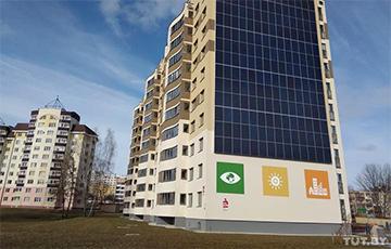В Беларуси начинают массово строить электрические многоэтажки
