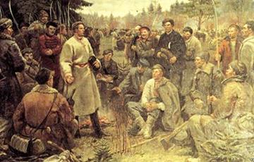 Кузнец из Глубокого выковал оружие повстанцев 1863 года