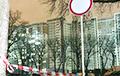 Минчане в темноте поднялись на защиту Грушевского сквера