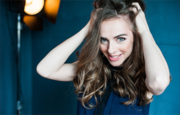 Оперная певица Маргарита Левчук: Верю в перемены на 100%, когда люди все вместе, то энергетика невероятная