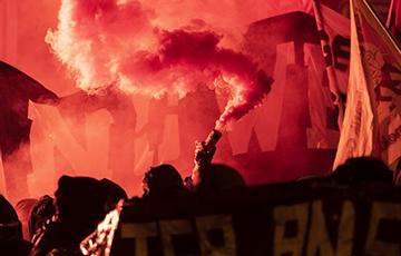 У Цюрыху праціўнікі Давоскага форуму процістаялі паліцыі