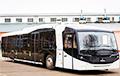 МАЗ выпустил перронный автобус нового поколения