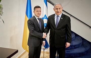 Зеленский рассказал Нетаньяху три истории