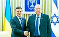 Зяленскі прапанаваў прэзідэнту Ізраіля павялічыць тавараабарачэнне да $2 мільярдаў