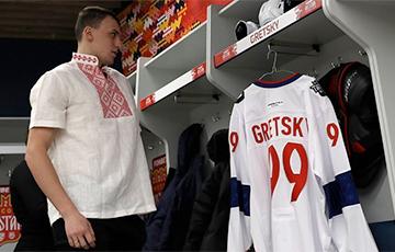 Вячеслав Грецкий: Так часто задают вопрос о родстве с Гретцки, что сам начинаю сомневаться
