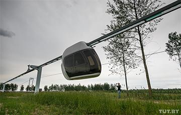 Разработчики струнного транспорта завладели бизнес-центром в Минске