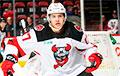 Ягор Шаранговіч - пяты бамбардзір і пяты снайпер сярод усіх пачаткоўцаў НХЛ