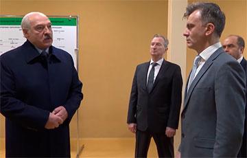 У Лукашенко в Шклове сдали нервы