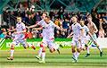 Сборная Беларуси по футболу в драматичном поединке победила в финале «Кубка развития»