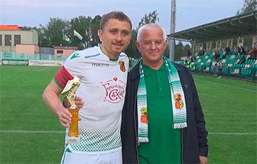 "Director Of General Sponsor Of FC Haradzeya Mikhail Kryshtapovich Taken Off ""Minsk-Munich"" Flight"
