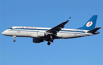 СМИ: Самолет «Белавия» развернули из-за директоров сахарных заводов