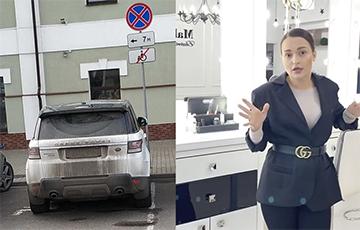 «Мне проще заплатить штраф»: как паркуется бизнес-леди на Range Rover