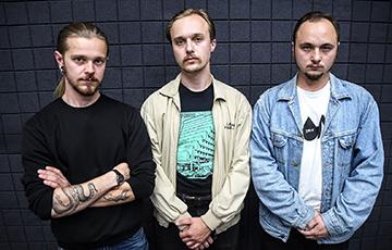 Белорусская рок-группа подписала контракт с известным американским лейблом
