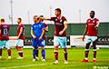 Футболисты брестского «Динамо» подрались с игроками «Слована»