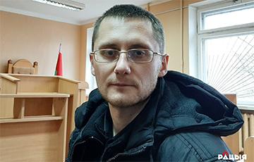 Алесь Круткін: Настрой баявы, напісаў 12 вершаў