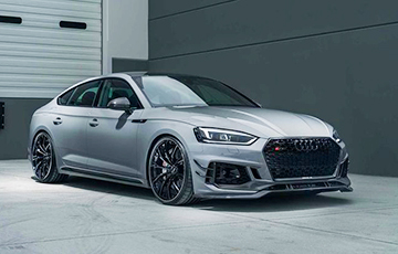 Видеофакт: Белорус на Audi «зацепился» на автобане с немцем и разогнался до 313 км/ч