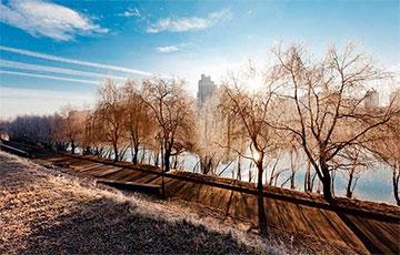 В Беларуси установилось аномальное тепло после морозов