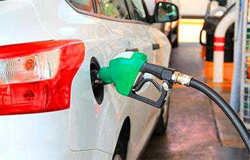 В Беларуси поменялась цена на автомобильное топливо