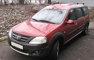 Белорус купил новую Lada Largus: На сервис ездил пять раз за месяц