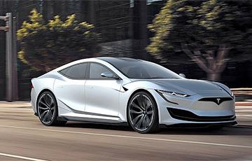 Tesla амаль дасягнула гадавой мэты Ілана Маска ў продажах электракараў