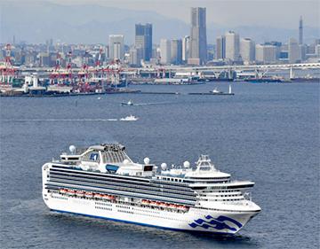 Двое пассажиров круизного лайнера Diamond Princess погибли от коронавируса
