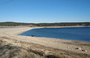 Водный кризис в Крыму: оккупанты назвали «мертвые» водохранилища